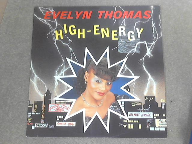 High Energy by Evelyn Thomas