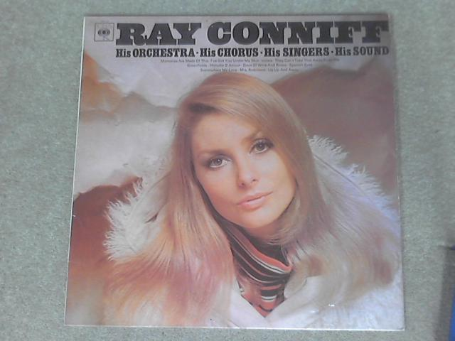 Welcome To Europe! by Ray Conniff & His Orchestra & Singers