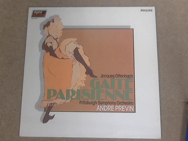 Gaîté Parisienne By Jacques Offenbach