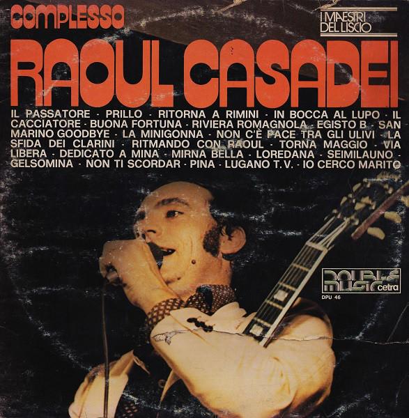 I Maestri Del Liscio 2xLP gat DPU 46 by Complesso Raoul Casadei