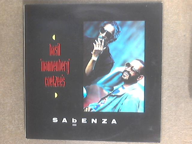 Sabenza LP 1st BIG 001 by Basil 'Mannenberg' Coetzee's Sabenza