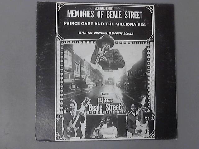 Memories Of Beale Street Vol. 1 by Prince Gabe