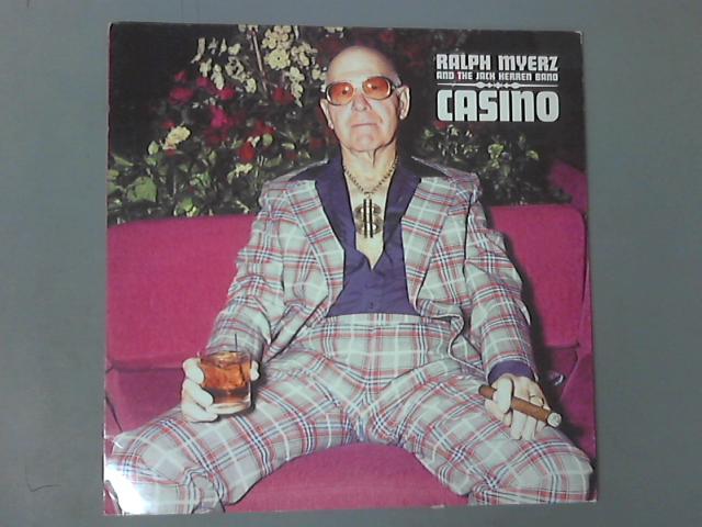 Casino 12'' ( EMN 49-1 ) by Ralph Myerz & The Jack Herren Band