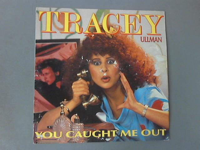 You Caught Me Out LP ( SEEZ 56 ) by Tracey Ullman