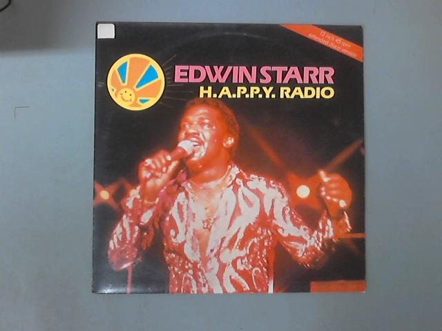 H.A.P.P.Y. Radio (Extended Disco Version) by Edwin Starr