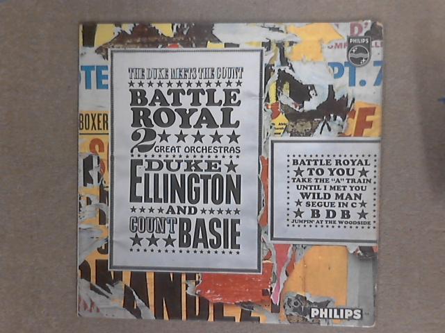 Battle Royal, The Duke Meets The Count by Duke Ellington