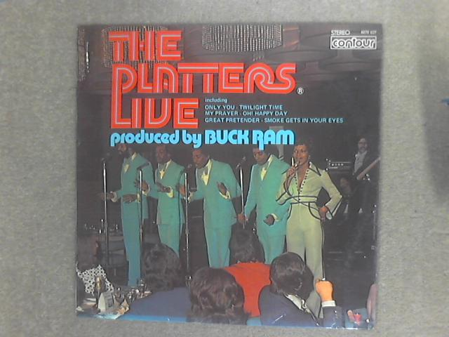 Live by The Platters