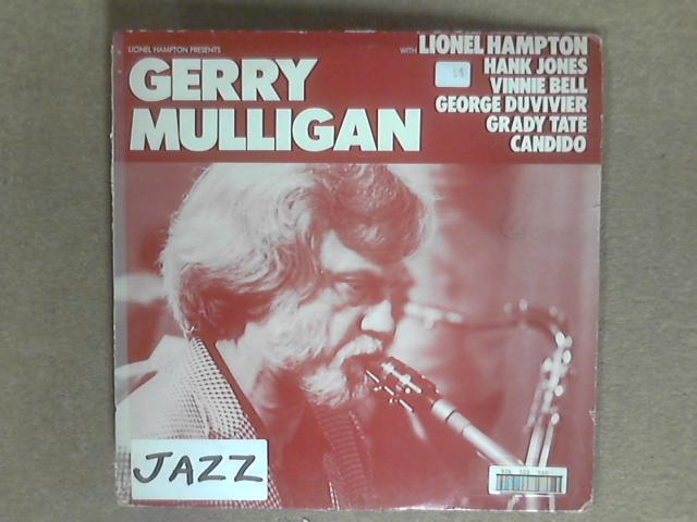 Gerry Mulligan LP GATE7014 by Gerry Mulligan