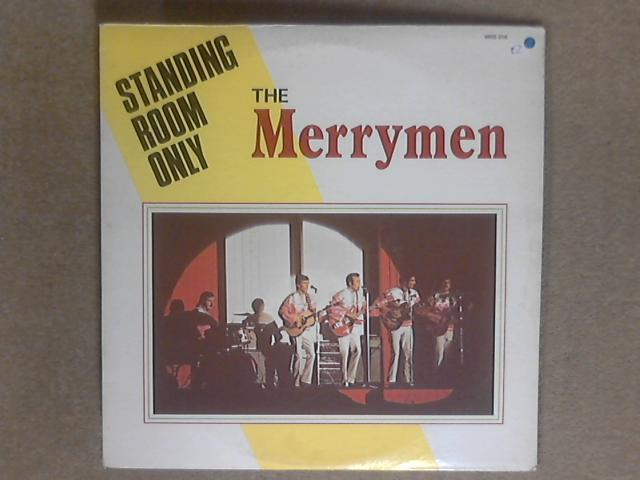 Standing Room Only LP MMS016 by The Merrymen