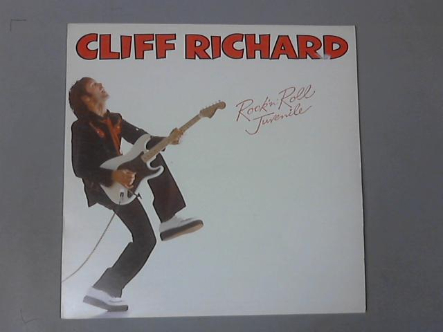 Rock 'N' Roll Juvenile LP ( EMC 3307 ) by Cliff Richard