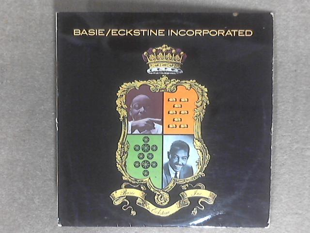 Basie-Eckstine Incorporated LP T398 by Count Basie Orchestra & Billy Eckstine