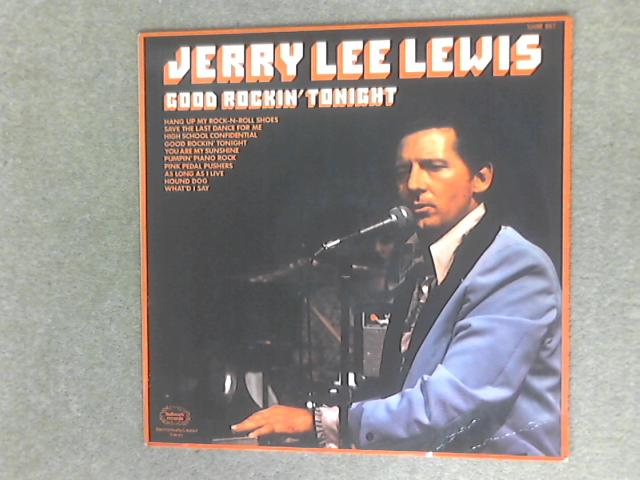 Good Rockin' Tonight by Jerry Lee Lewis