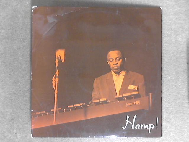 Hamp! LP 1st T 166 By Lionel Hampton