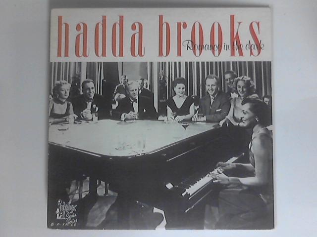 Romance In The Dark LP gat JB-1107 by Hadda Brooks
