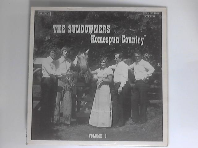 Homespun Country LP HIL LP1006 By The Sundowners