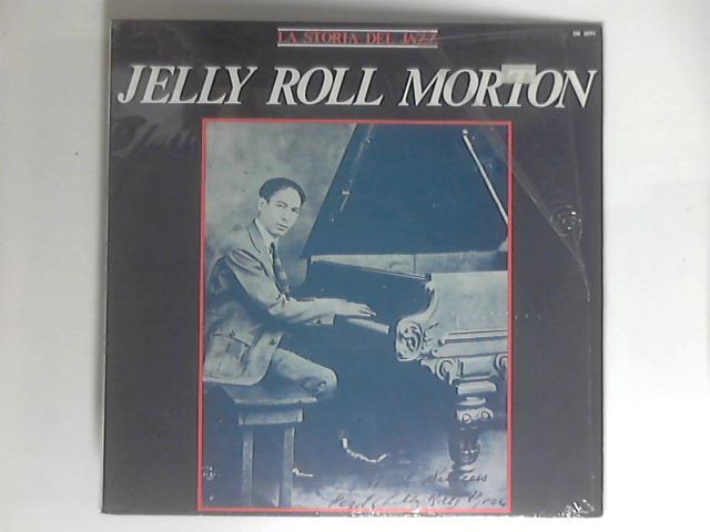Jelly Roll Morton LP SM 3091 By Jelly Roll Morton