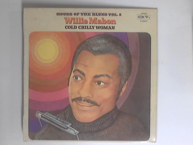 Cold Chilly Woman LP by Willie Mabon