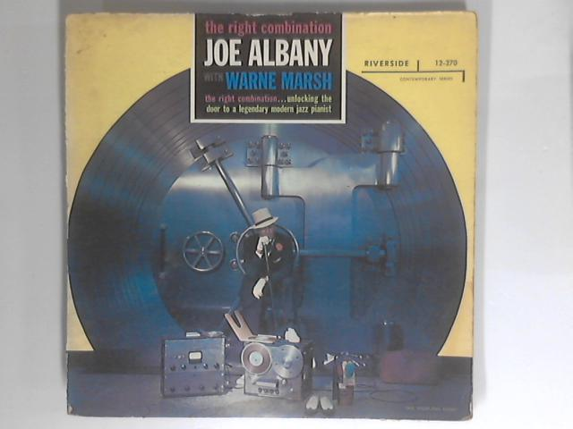 The Right Combination LP By Joe Albany