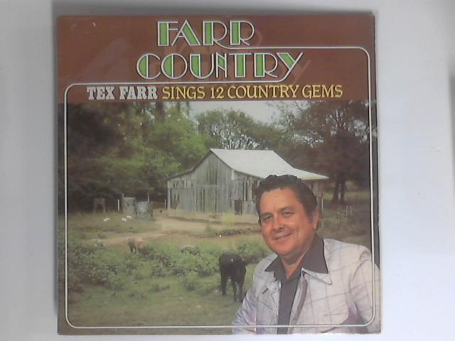 Farr Country LP 1st by Tex Farr