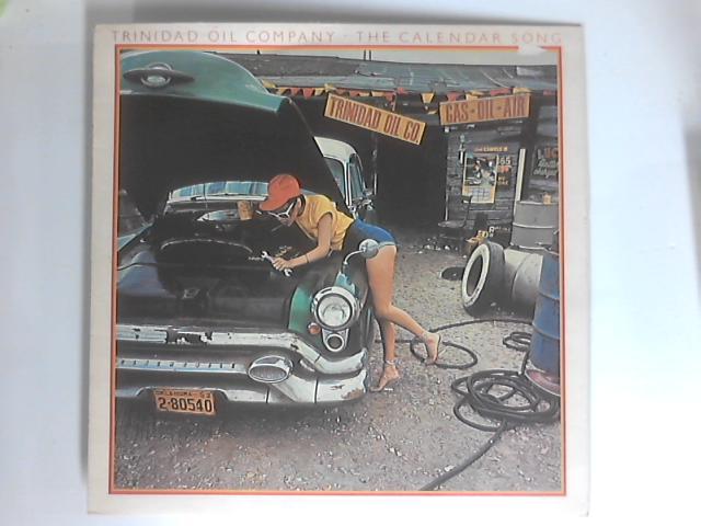 The Calendar Song LP 1st By Trinidad Oil Company