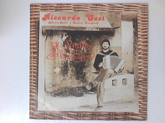 Il Ballo Della Lepre LP By Riccardo Tesi