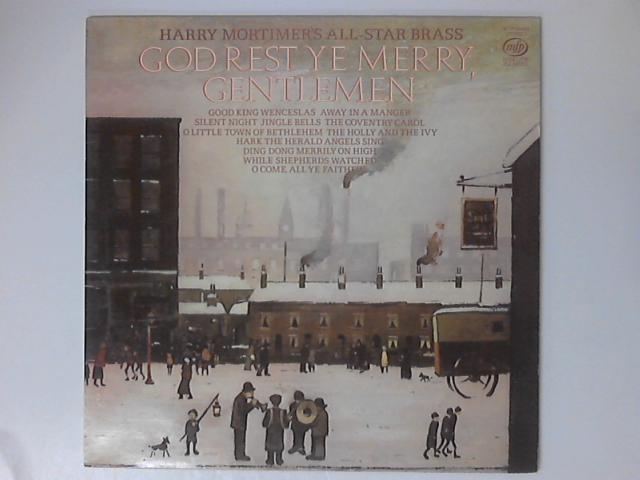 God Rest Ye Merry, Gentlemen LP by The All Stars Brass Band