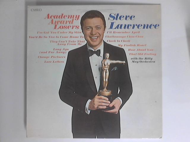 Academy Award Losers LP by Steve Lawrence