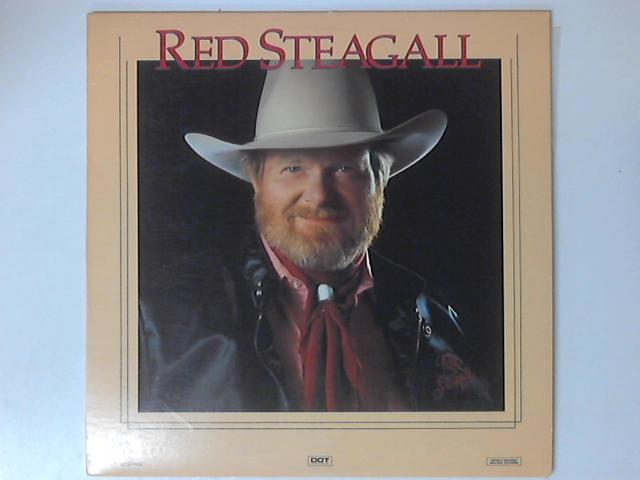 Red Steagall LP by Red Steagall