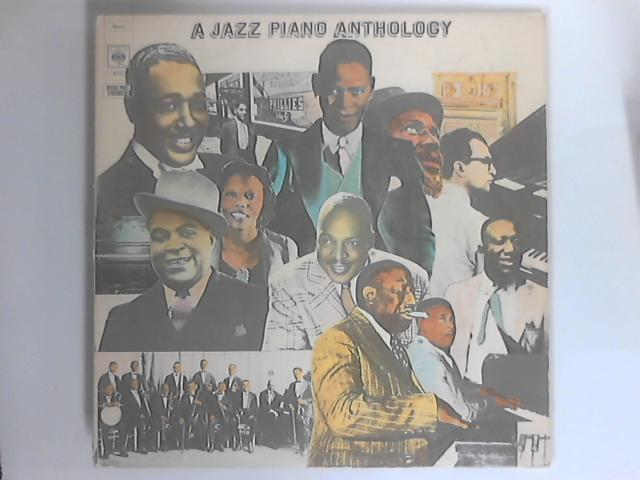 A Jazz Piano Anthology: From Ragtime To Free Jazz 2xLP 1st By Various