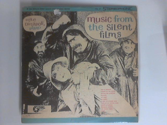 Music From The Silent Films LP by Mike Di Napoli