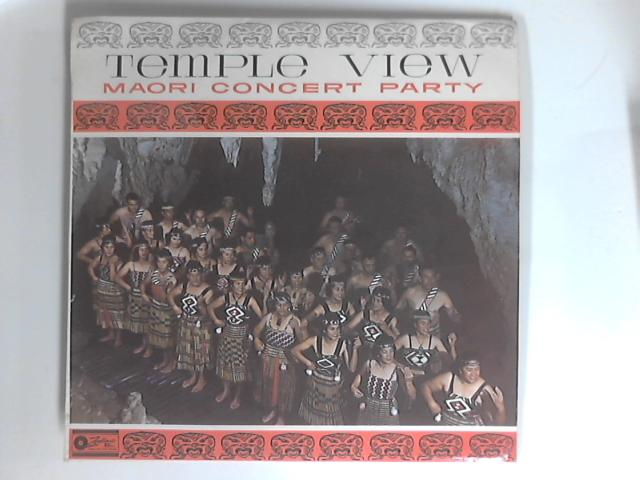 Temple View LP By Maori Concert Party