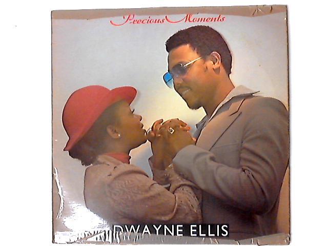 Precious Moment LP by Dwayne Ellis