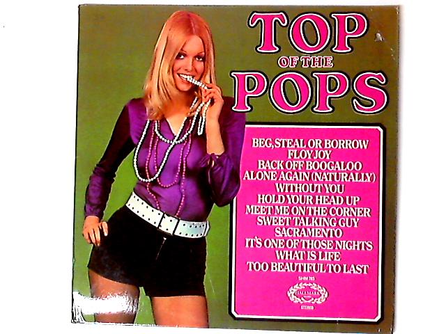 Top Of The Pops Vol. 23 by The Top Of The Poppers