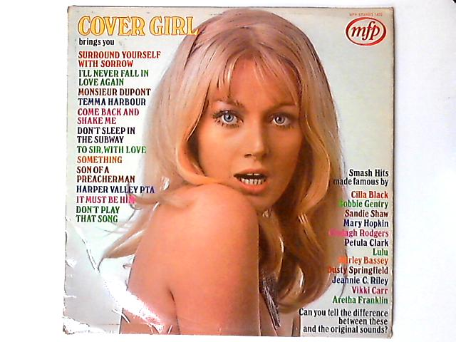 Cover Girl By Unknown Artist