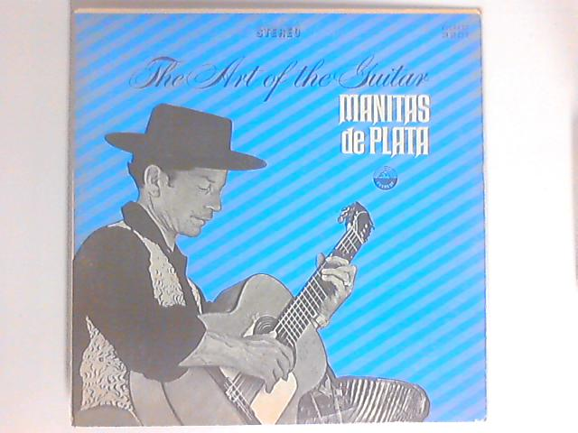 The Art Of The Guitar LP by Manitas De Plata