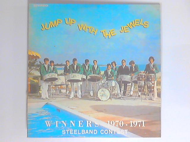 Jump Up With The Jewels LP by Divi Divi Jumping Jewels Steelband