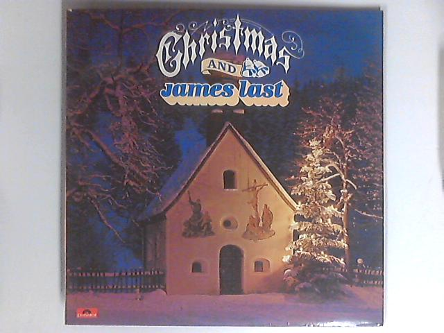 Christmas And James Last LP by James Last