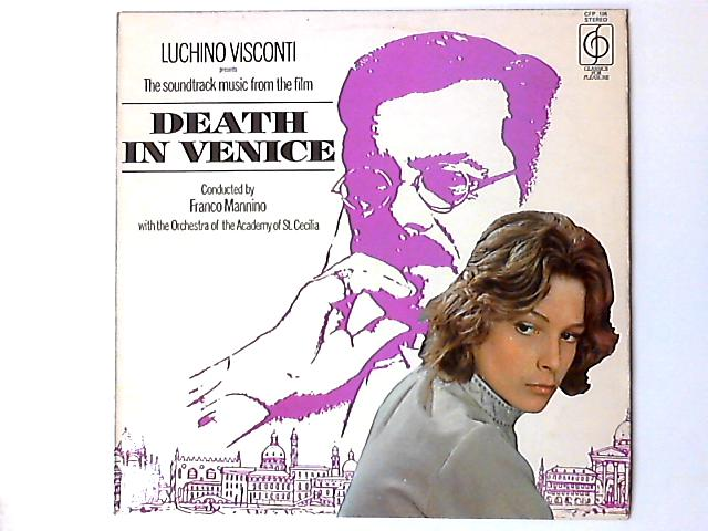 Death In Venice LP by Various