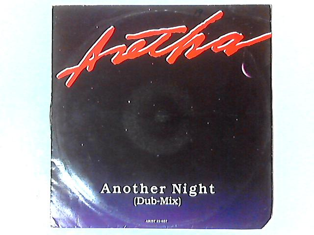 Another Night (Dub-Mix) 12in by Aretha Franklin