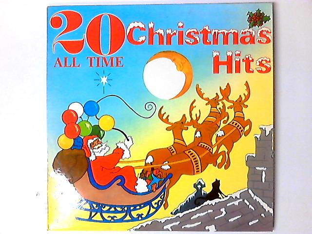 20 All Time Christmas Hits LP by The Eric Rogers Orchestra & Chorus
