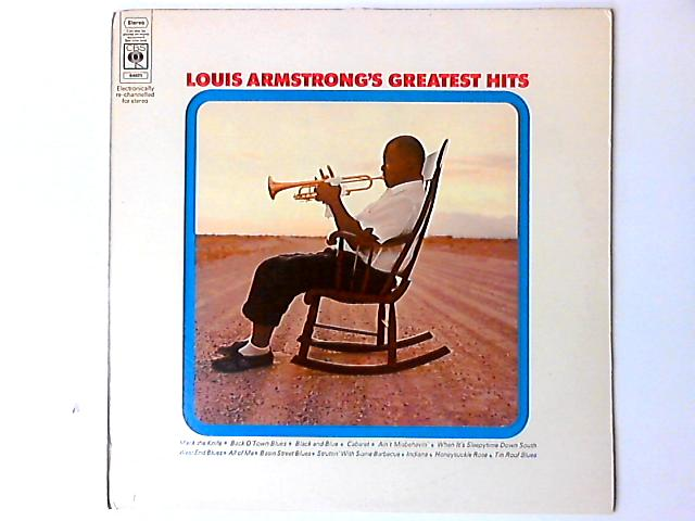 Louis Armstrong's Greatest Hits Comp by Louis Armstrong