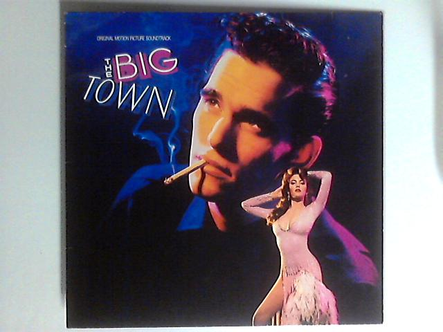 The Big Town (Original Motion Picture Soundtrack) LP by Various
