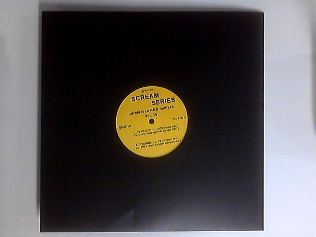 Scream Series: Unreleased R&B Remixes Vol. 19 by Various