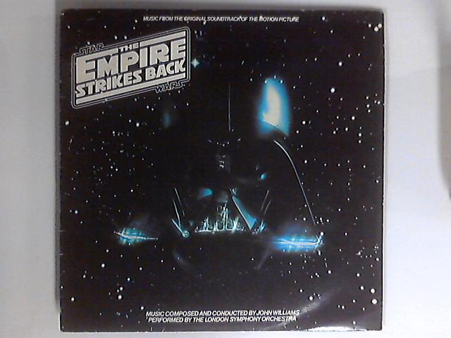 Star Wars: The Empire Strikes Back (The Original Soundtrack From The Motion Picture) LP 1st by John Williams