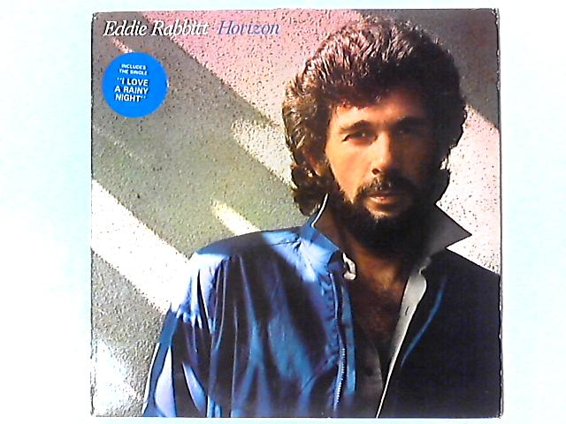 Horizon LP by Eddie Rabbitt