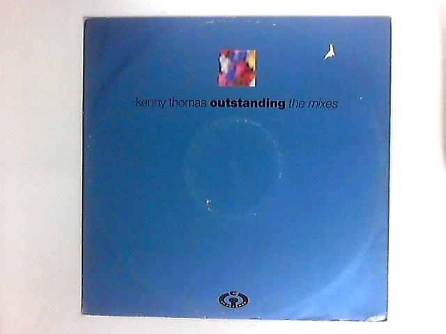 Outstanding (The Mixes) by Kenny Thomas