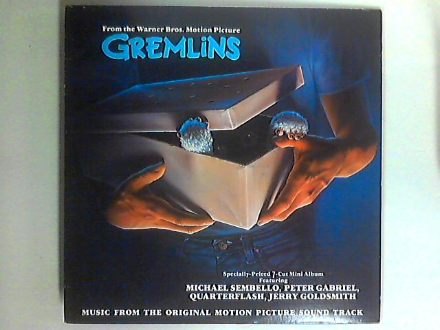 Gremlins (Music From The Original Motion Picture Sound Track) LP by Various