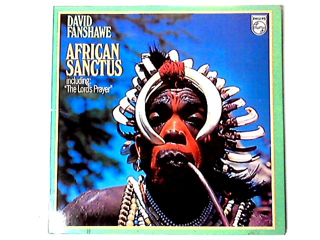African Sanctus LP by David Fanshawe