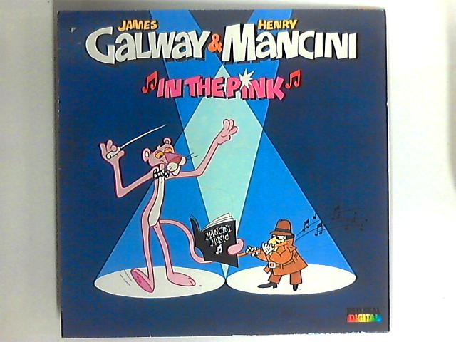 In The Pink LP by James Galway & Henry Mancini