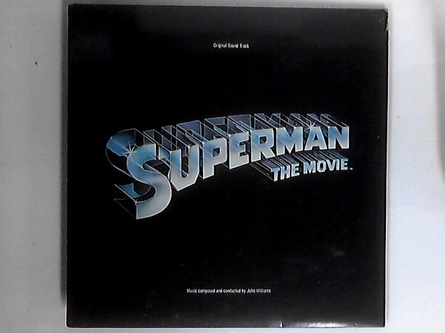 Superman The Movie (Original Sound Track) 2xLP 1st by John Williams